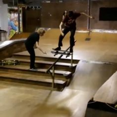 #SkateboardingIsFun @firmlyglaspit : @gbaso…